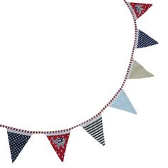 Circus Bunting from Powell Craft