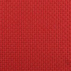 """Red Monks Cloth 60"""" Wide By The Yard Free Paper Models, Monks Cloth, Swedish Weaving, True Red, Christmas Projects, Yard, Fabric, Burlap, Clothes"""