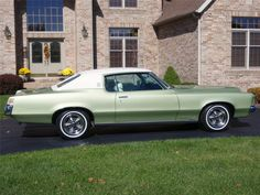 1969 PONTIAC GRAND PRIX Maintenance/restoration of old/vintage vehicles: the material for new cogs/casters/gears/pads could be cast polyamide which I (Cast polyamide) can produce. My contact: tatjana.alic@windowslive.com