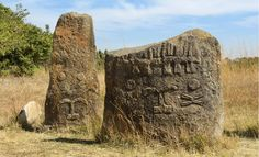 The Intricately Carved Tiya Megaliths of Ethiopia