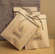 Купить Конверт из крафт бумаги Любой размер по заказу! - бежевый, подарочный конверт, корпоративные подарки