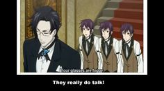 Black Butler Funny Demotivational Posters | Kuroshitsuji motivational poster by Thestar78956