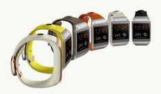 The GALAXY Gear is not even copied by the Chinese. And the really imitate all what's hot in the technology sector somehow