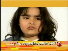 ¿Cómo es tu familia? video of children talking about their families