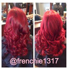 Ariel Hair!  @frenchie1317
