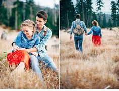 Engagementshoot im Wald von Manuela Kalupar Photography Couple Shots, Couple Posing, Couple Photography, Engagement Photography, Photography Ideas, Couple Portraits, Wedding Portraits, Engagement Couple, Engagement Shoots