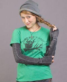 NEW! Camp Give a Hoot Women's T-Shirt