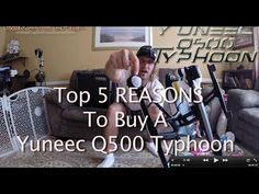 Top 5 reasons to buy a Yuneec Q500 Typhoon