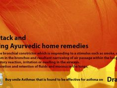 Asthma attack and cure using home remedies pure herbs