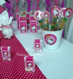 Hello Kitty Birthday Party Ideas | Photo 16 of 31 | Catch My Party