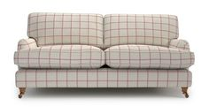 Gower Check Grand Sofa Gower Check | DFS
