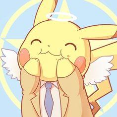 Pokemon Harry Pikachu Castiel G Pikachu Drawing, Pikachu Art, Cute Pikachu, Pokemon Eevee, All Pokemon, Pokemon Games, Pokemon Fan, Cute Pokemon, Bulbasaur