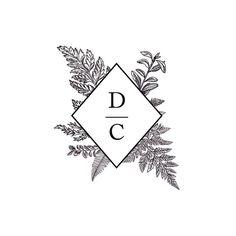 Dawn Charles Logo Design by Morgan Parsons Creative. www.morganparsons.co