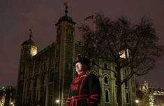The Ceremony of the Keys is the traditional locking up of the Tower of London.