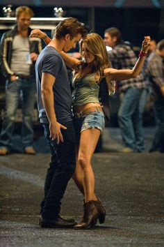 I loved the first footloose so much that I used one of the songs in my wedding. I love the latest version even more.
