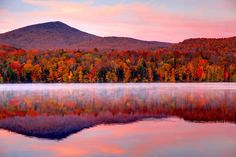 Indian Summer, Acadia National Park, National Parks, Best Us Vacations, Killington Vermont, New England, The Good Place, Places To Go, Instagram
