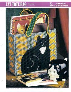 CAT TOTE BAG 1
