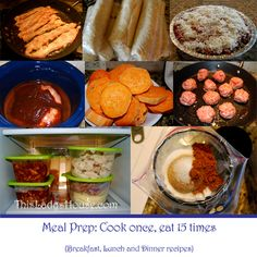 Cheap Meals to Prepare ahead