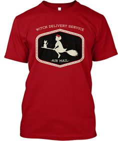 Witch Delivery Service | Teespring