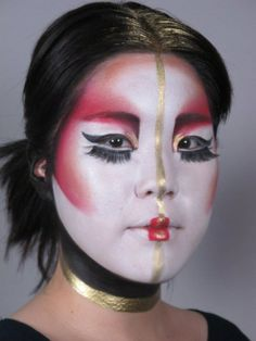 Face and body makeup liked by UNWOUNDFX incredible #artists #theatricalmakeup #theatrical #makeup #facepaint #airbrushing #mua #makeupartist #actorsmakeup #performers #unwoundfx #sfx #specialfx
