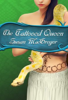 Book 3 in the Tattooed Witch series.