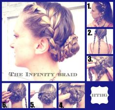 diy hairstyles step by step | previous image diy your step by step