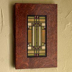 Studio Skylight Arts and Crafts Framed Tile - $155.00