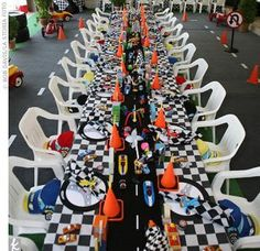 Cars table