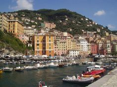 Camogli, Italy (a great get away without many tourists)