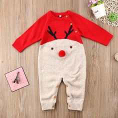 f12c120731be 7 Best baby xmas outfits images