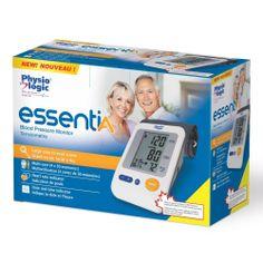 Physio Logic Essentia 4-User Easy-Read Blood Pressure Monitor