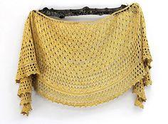 Ravelry: Pebble Beach Shawl pattern by Helen Stewart