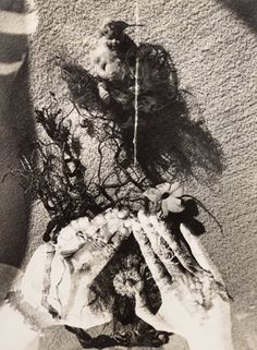 Claude Cahun (Lucy Renée Mathilde Schwob)|Untitled  (Hands and Doll), 1936