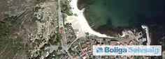 Sandlinien 18, 3770 Allinge - Første række til Østersøen #rækkehus #raekkehus #bornholm #allinge #østersø #oestersoe #strand #selvsalg #boligdk #boligsalg