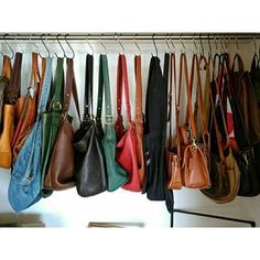 Organization Hacks Purse - 18 Completely Genius Home Organizing Hacks from Japan. Organization Hacks Purse – 18 Completely Genius Home Organizing Hacks from Japan… Organisation Hacks, Handbag Organization, Storage Hacks, Diy Storage, Diy Organization, Organizing Ideas, Storage Ideas, Food Storage, Organizing Life
