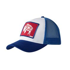 Go ahead tell them what you think! 10th Anniversary Bison Patch Trucker Cap