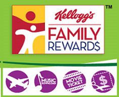 Kellogg's is offering 100 FREE Family Rewards through 10/30/16 or while supplies last when you Login or Register and enter promo c...