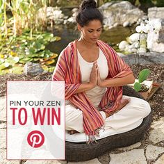 Celebrate National #Meditation Month with our Mindfulness Giveaway on Pinterest! One winner will receive a $150 Gaiam gift card and two runners up will each receive a $50 gift card. Enter on desktop: http://www.gaiam.com/gaiam-pin-win.html. Enter on mobile: http://contests.piqora.com/PinYourZen.