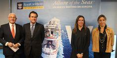 """El crucero """"Allure of the Seas"""" traerá a Barcelona 158.000 visitantes durante 2015"""