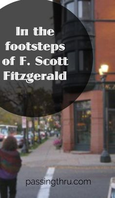 f scott fitzgerald's comment on the F scott fitzgerald and the american dream f scott fitzgerald's life is a tragic example of both sides of the american dream - the joys of young love, wealth and.
