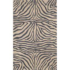 cool Ravella Zebra Black Rectangular: 8 Ft. 3 In. x 11 Ft. 6 In. Indoor/Outdoor Rug Check more at http://yorugs.com/product/ravella-zebra-black-rectangular-8-ft-3-in-x-11-ft-6-in-indooroutdoor-rug/