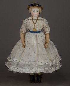 Huret Fashion Doll Archives