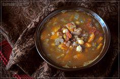 Garnkofilia: HARIRA Chana Masala, Zero Waste, Curry, Vegan, Ethnic Recipes, Food, Curries, Essen, Meals