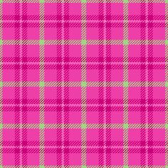 fabric, upholstery, patterns, quilting fabric, wallpaper, wrapping paper - Punky Plaid 176 Pink Green fabric by wickedrefined on Spoonflower