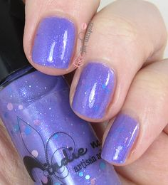 LOVE FOR LACQUER: Jindie Nails - Love Me, Lights Out & Re-Fresh To Death
