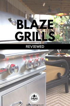 Learn more about the Top 3 Blaze Grills in the Outdoor Cooking Pros review. Let's find the best Blaze Grill for your outdoor kitchen. Learn more about the Top 3 Blaze Grills in the Outdoor Cooking Pros review. Blaze Grills offer the perfect balance between cost and quality without a lot of hassle. Outdoor Cooking Pros is your number one source of grills and outdoor kitchens. Outdoor Cooking Pros is your outdoor grill and kitchen experts!#blazegrills #outdoorcooking #outdoorgrilling Outdoor Kitchens, Outdoor Cooking, Outdoor Barbeque, Patio Layout, 4th Of July Celebration, Grill Master, Bbq Party, Kitchen Equipment, Sparklers