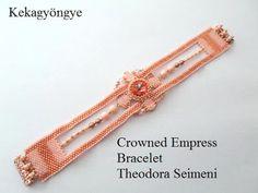 Kekagyöngye Personalized Items, Beads, Bracelets, Beading, Bead, Pearls, Seed Beads, Bracelet, Arm Bracelets