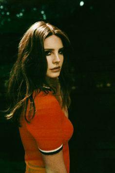 Lana Del Rey, Vintage, Black, Grunge