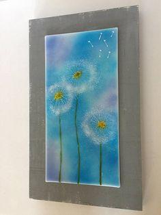 Fused glass handmade fused glass fused glass wall panel