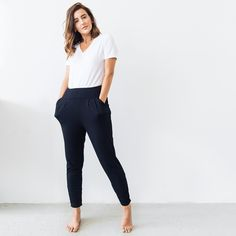 Encircled - Women's Dressy Sweatpant - Made in Canada